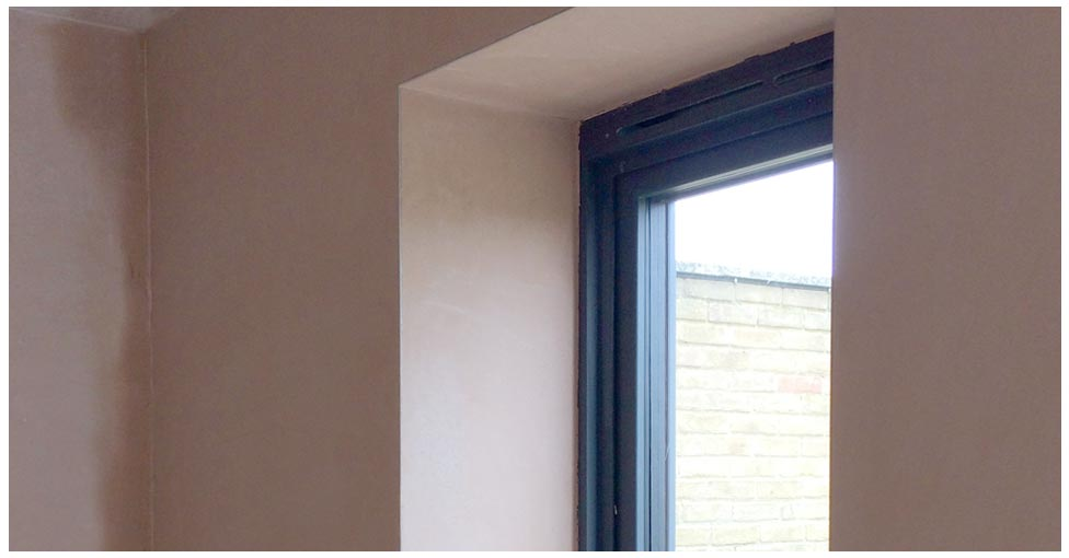 A comprehensive plastering service for new buildings and property renovations